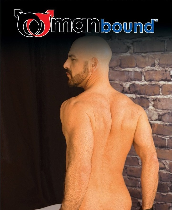 Manbound Hog Tie & Cuff Set