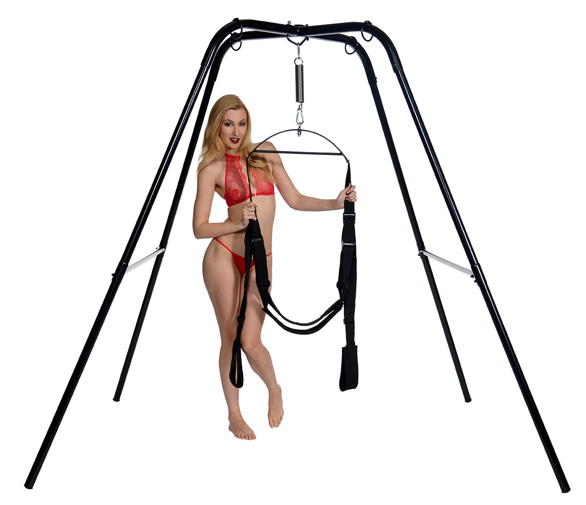 Trinity Vibes Ultimate Sex Swing Stand (Best Under $250)