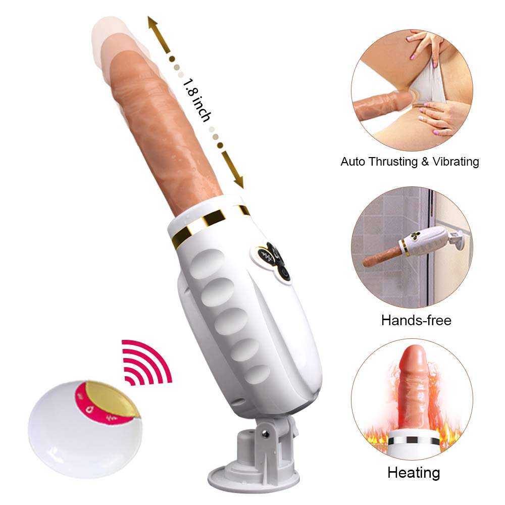 wedol automatic thrusting dildo sex machine