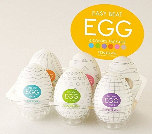 Tenga Egg Variety 6 Pack Assortment (Best Budget-friendly Pick)