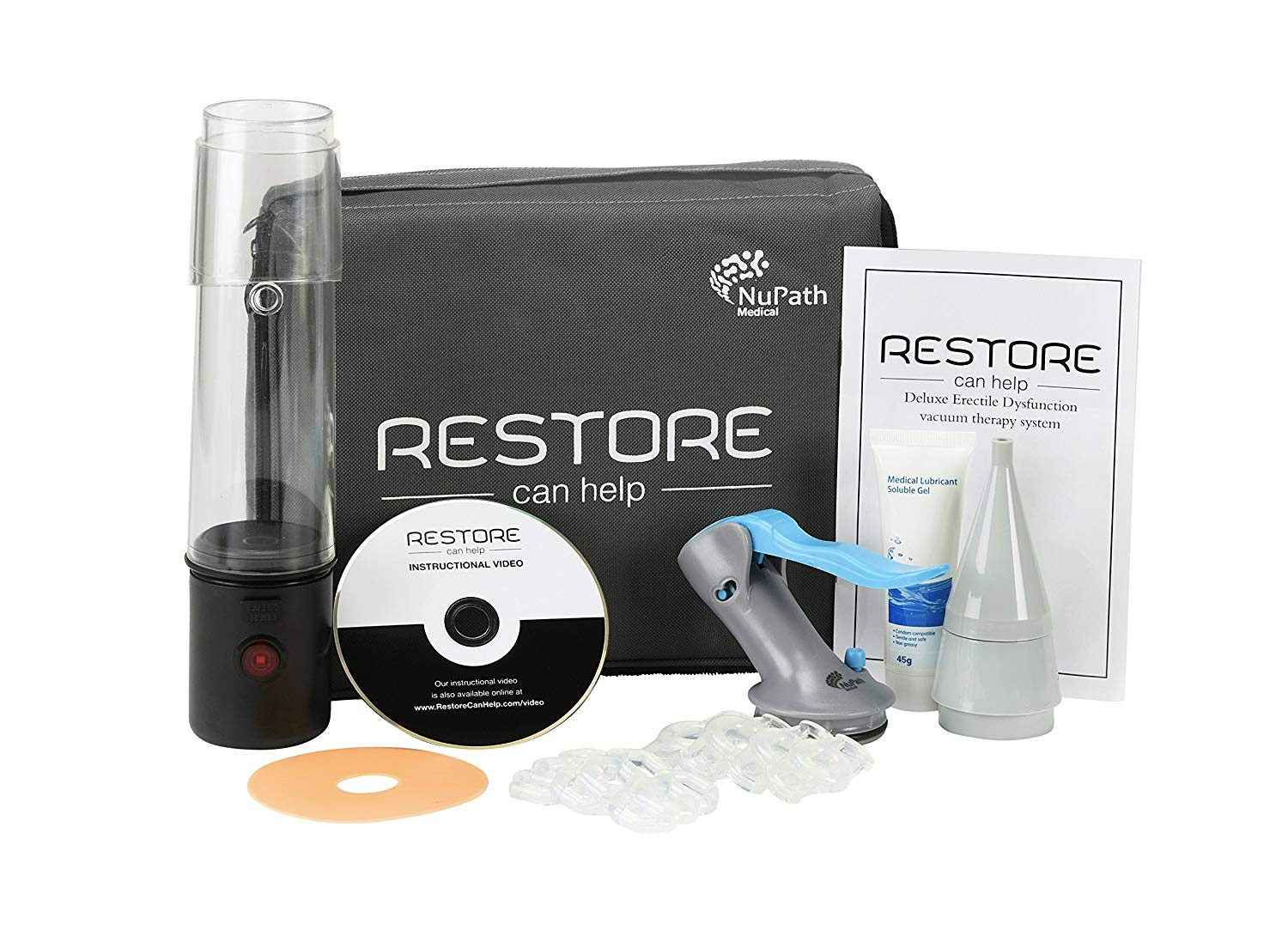 Penis Pump by Restore Can Help